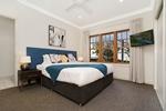 The Main Bedroom of Adams Street Maitland.