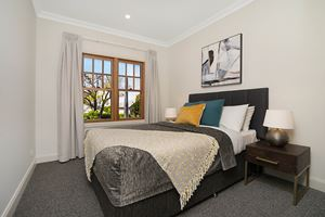 The Second Bedroom of Adams Street Maitland.