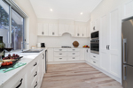 The Kitchen at James Street Morpeth One Bedroom House.